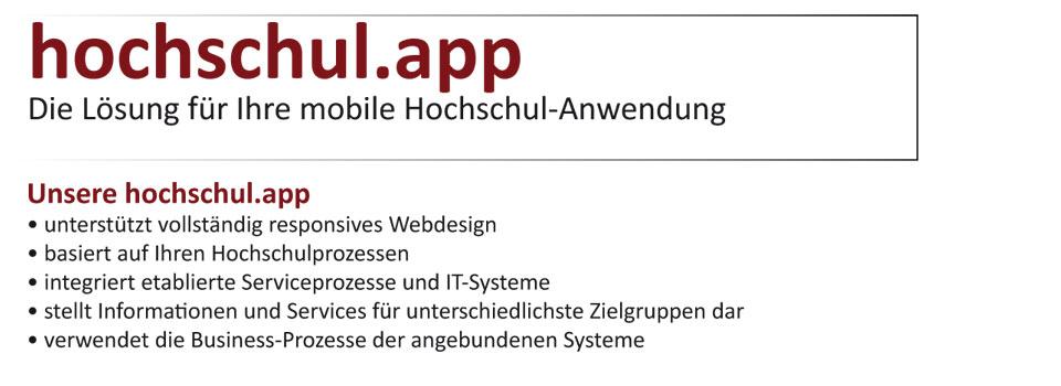 hochschulApp
